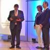 Laudatio durch Dr. Müller-Schwefe und Überreichung Deutscher Schmerzpreis 2014