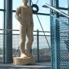Kunst im Treppenhaus der Schmerzklinik Kiel