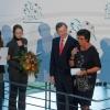Auszeichnung des besten IV-Projektes in Deutschland durch Staatssekretärin im Gesundheitsministerium Gudrun Schaich-Walch