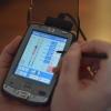Programmierung der 16 Elektroden in der Schmerzklinik Kiel