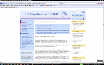 ihs-classification