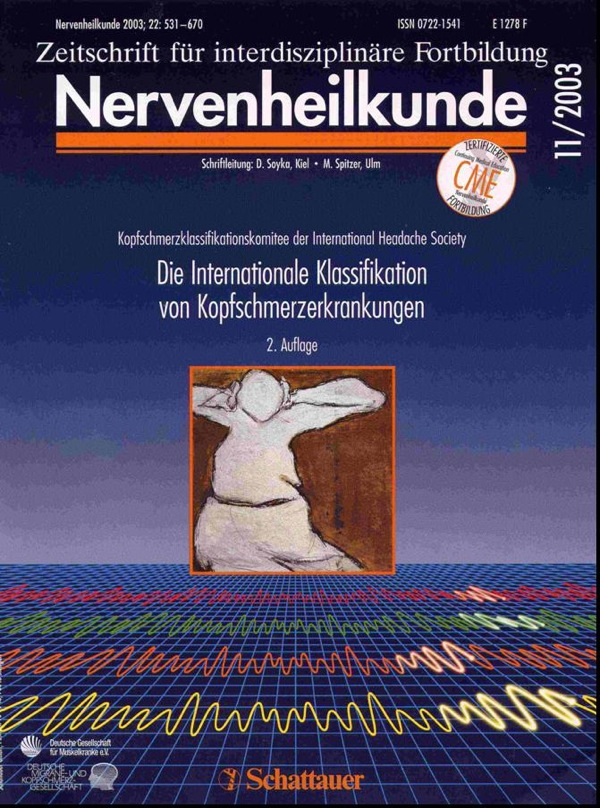 Internationalen Kopfschmerzklassifikation 2004