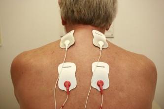 TENS-Behandlung
