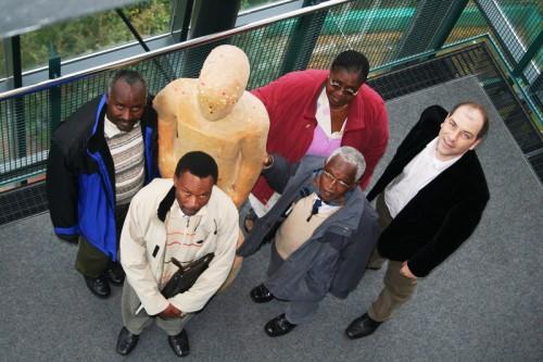 Besuch und Hospitation von Gästen aus Tansania