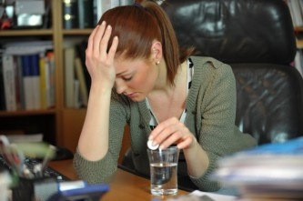 Stress und Erschöpfung: Auslöser für Migräne