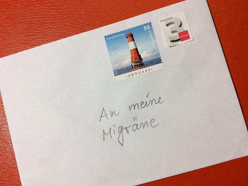 Zum Neuen Jahr Offener Brief An Die Migräne Schmerzklinik Kiel