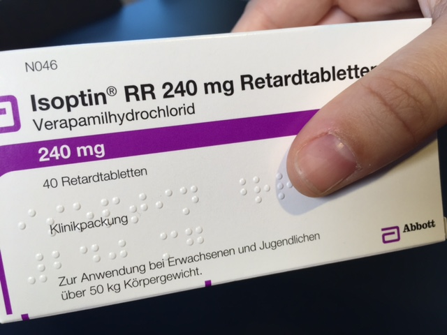 Isoptin Sr 120 Mg