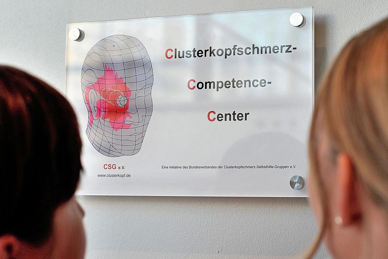 Clusterkopfschmerz Competenz Center 1280