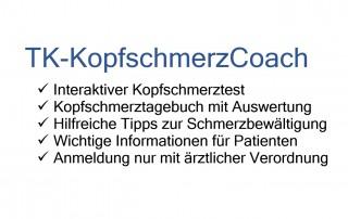 TK KopfschmerzCoach